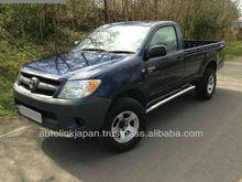 2006/ Toyota Hilux Invincible D/Cab Pick Up 2.5 D-4D 4WD Blue/ 19288