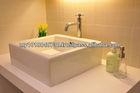 Bensonite solid surface bathroom basin