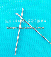 Stainless steel medical injection needle tube