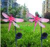 Butterfly, Hummingbird, Dragonfly Solar Powered Garden Yard Stake Light