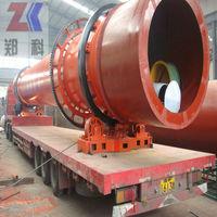 12m long, 3-4t/h wood shaving drying equipment hot in Europe, North America