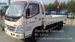 Foton 4*2wd Diesel single row Truck(Ollin Truck)