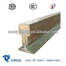 DKFL crane conductor rail-copper&steel