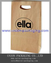 Industry pioneer manufacturers hot sale brown paper bags wholesale