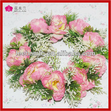 high quality beautiful decorative christmas wreath supplies