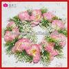 high quality beautiful decorative christmas wreath supplies