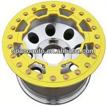 popular style car wire spoke wheel for offroad cars