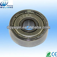 6205zz pressed ball bearing home appliance bearing 25*52*15mm bearing for textile machines