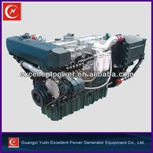 chinês 170hp utilizados motores marítimos