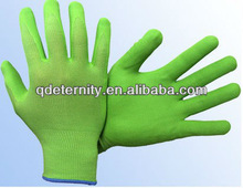 Cheapest 13G nylon nitrile gloves with fingers