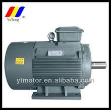 HENAN YUTONG brand AC Energy saving 3 phase electric motor 380