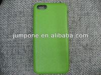 Litchi stria hard Plastic Back Case For iphone 5c mini