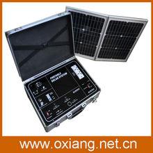 500w solar generator mobile Output AC power