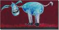 ตกแต่งภาพวาด- ขายร้อนภาพวาดการ์ตูนวัว