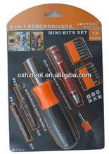 6-IN-1 Screwdriver & MiNi Bits Set