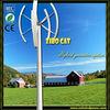 Hot !!! 3KW wind turbine low rpm generator off-grid easy installtion Maintanence free low start wind
