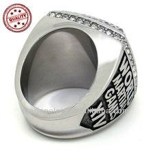custom baseball championship ring