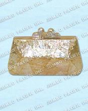 MOP Shell Fashion Handbag