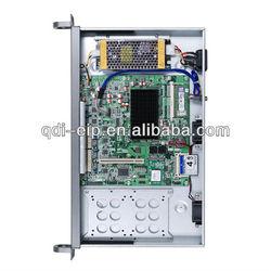 1U Onboard ATOM D2550 6*Intel 82583V Hardware Firewall Server