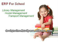 school ERP Transport management system