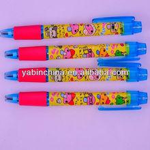 2013 New Style Colorful Japanese Pen For Student Or Office,Yabin Hot Selling Ballpoit Pen