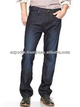 100% wholesale manufacturer order comfortable man denim