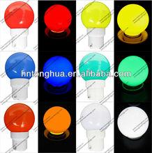 B22 1W LED G40 christmas light bulbs IP45/IP65 CE&ROHS