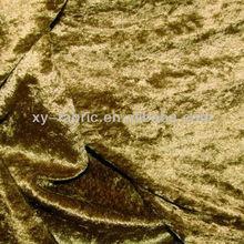 Panne Velour Velvet Fabric South Korean Velvet Material Warp-knitted Velvet For Dance Wear, Evening Wear, Skating Wear