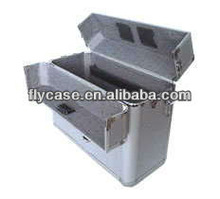 Silver Aluminum jewelry box_Silver Aluminum camera case