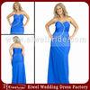 11103 New Women Sweetheart Royal Blue Strapless Sweetheart Cocktail Dress