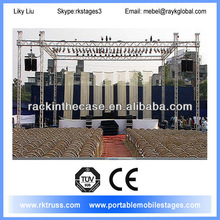 large lighting truss system, stage roof truss,cheap truss