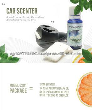 Car Fragrance Diffuser