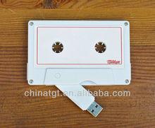 Gift Cassette shape USB Pen drive Wholesale