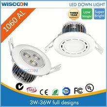 21w 7x3w led downlight