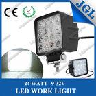 Super bright 48w 2900 lm led work light Mining Lamp off-road driving lighting/ 16pcs*3w led working lighting