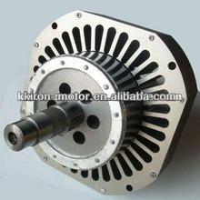 Dia 139 PSC fan motor stator rotor