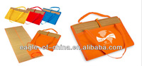 foldable portable outdoor straw beach mattress