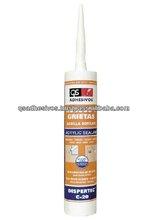 Fungicide Grade Waterproof Construction Acrylic Sealant