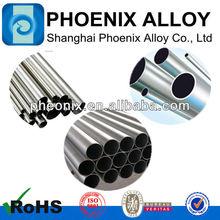 High temperature alloy Inconel 718 tube W.Nr.2.4668