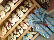 Straw Sandals ( Dep chieu, Dep Coi)