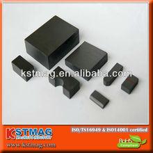 Cutting ferrite magnet For Magnetic mine equipment, micro motor and sensor