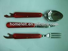 High quality acrylic bottle opener keyring