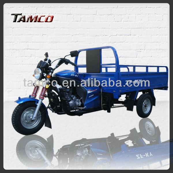 2013 200cc ثلاث اطارات الدراجات النارية البضائع الجديدة