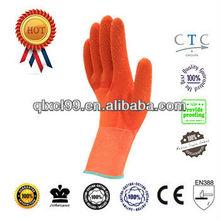 QL EN388 3221 13 gauge seamless nylon knitteed liner latex coat