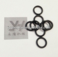 OEM ODM red silicone rubber o ring ring rubber rubber o ring seal