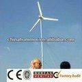 Küçük rüzgar sistemi 500w ev kullanımı, konut kullanımı rüzgar türbini jeneratör