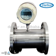 DH500 high precision fuel flow meter for marine