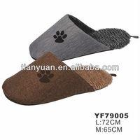 2013 new design pet bed shoe