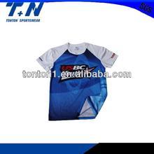2013 summer top fashion short sleeve plain tshirt