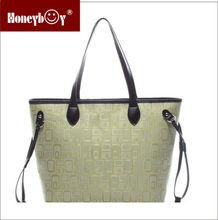 2013most popular brand pu handbags carry bag